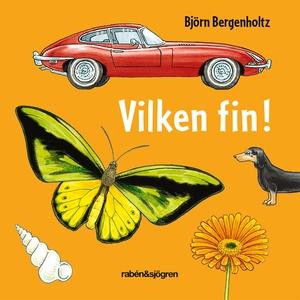 Vilken fin! (e-bok) av Björn Bergenholtz