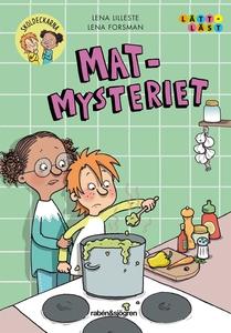 Mat-mysteriet (e-bok) av Lena Lilleste