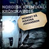 Mordet på Marina Johansson
