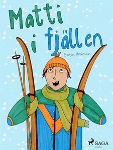 Matti i fjällen (e-bok) av Sofia Hedman