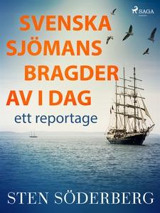 Svenska sjömansbragder av i dag: ett reportage