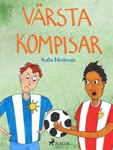 Värsta kompisar (e-bok) av Sofia Hedman
