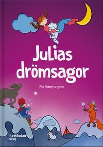 Julias drömsagor (ljudbok) av Pia Hammargren