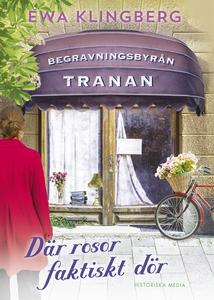 Där rosor faktiskt dör (e-bok) av Ewa Klingberg