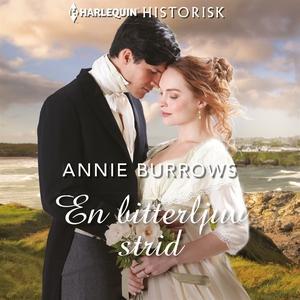 En bitterljuv strid (ljudbok) av Annie Burrows