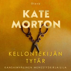 Kellontekijän tytär (ljudbok) av Kate Morton