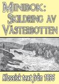Skildring av Västerbotten – Återutgivning av text från 1896
