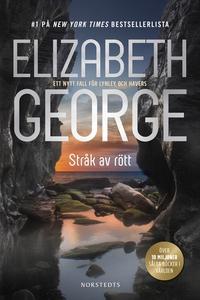 Stråk av rött (e-bok) av Elizabeth George