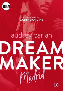 Dream Maker - Del 10: Madrid (e-bok) av Audrey