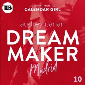 Dream Maker - Del 10: Madrid (ljudbok) av Audre