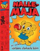 Nalle-Maja är också världens starkaste björn