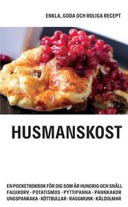 Pocketkokboken HUSMANSKOST (e-bok) av Nicotext