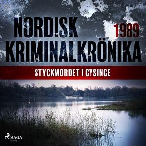 Styckmordet i Gysinge (ljudbok) av Diverse