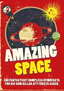 Amazing Space (e-bok) av Carl-Johan Gadd, Fredr