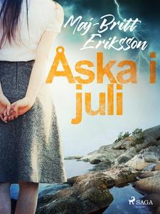 Åska i juli (e-bok) av Maj-Britt Eriksson