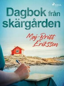 Dagbok från skärgården (e-bok) av Maj-Britt Eri