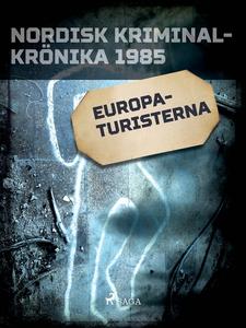 Europa-turisterna (e-bok) av Diverse