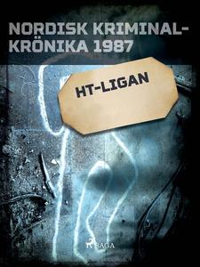 HT-ligan (e-bok) av Diverse