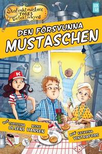 Den försvunna mustaschen (e-bok) av Christina O