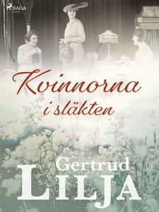 Kvinnorna i släkten (e-bok) av Gertrud Lilja