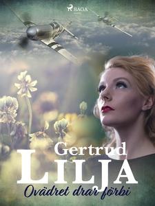 Ovädret drar förbi (e-bok) av Gertrud Lilja