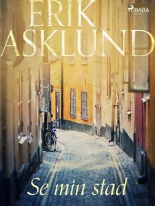 Se min stad (e-bok) av Erik Asklund