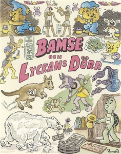 Bamse och Lyckans dörr (e-bok) av Rune Andréass