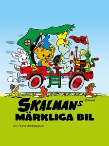 Skalmans märkliga bil (e-bok) av Rune Andréasso