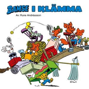 Bamse i klämma (e-bok) av Rune Andréasson
