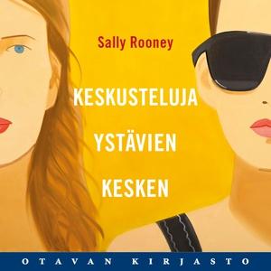 Keskusteluja ystävien kesken (ljudbok) av Sally