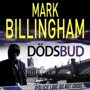Dödsbud (ljudbok) av Mark Billingham