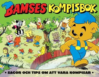 Bamses kompisbok (e-bok) av Jens Hansegård, Jen
