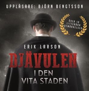 Djävulen i den vita staden (ljudbok) av Erik La