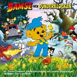 Bamse och Dunderklockan (ljudbok) av Joakim Gun