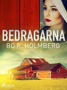 Bedragarna (e-bok) av Bo R. Holmberg