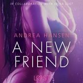 A New Friend - Sexy erotica