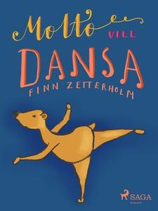 Molto vill dansa (e-bok) av Finn Zetterholm