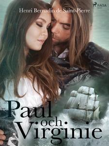 Paul och Virginie (e-bok) av Henri Bernadin de