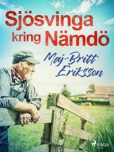 Sjösvinga kring Nämdö (e-bok) av Maj-Britt Erik