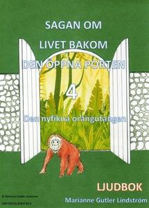 Den nyfikna orangutangen (ljudbok) av Marianne