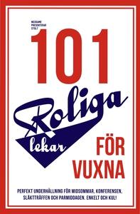 101 roliga lekar för vuxna (e-bok) av Nicotext