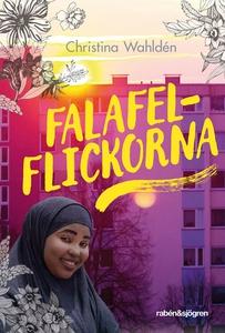 Falafelflickorna (ljudbok) av Christina Wahldén