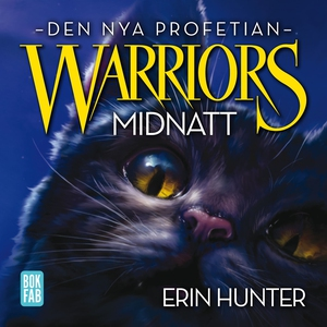 Warriors 2 - Midnatt (ljudbok) av Erin Hunter