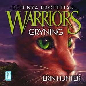 Warriors 2 - Gryning (ljudbok) av Erin Hunter