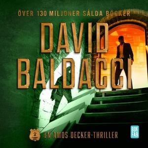 Frälsaren i Burlington (ljudbok) av David Balda