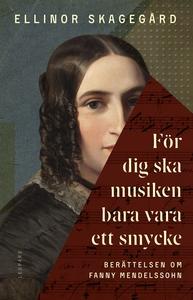För dig ska musiken bara vara ett smycke (e-bok