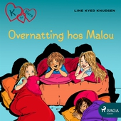 K for Klara 4 - Overnatting hos Malou