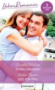 Storm i paradiset/Steg för steg (e-bok) av Scar