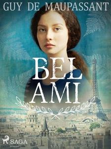 Bel Ami (e-bok) av Oscar Nachman