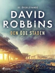 Den öde staden (e-bok) av David Robbins